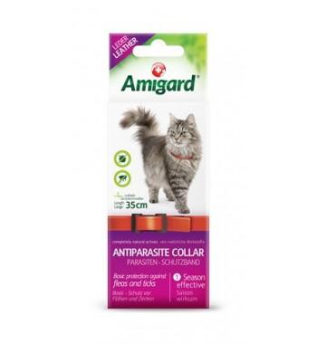 Amigard Bio-Halsband, Katze