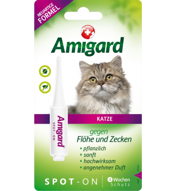 Amigard Spot-on CAT / KATZE