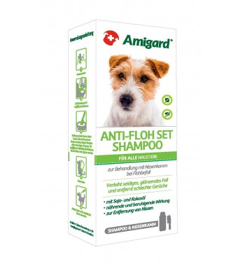 Amigard Antifloh Set