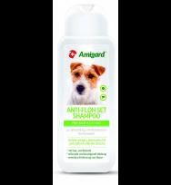 Spezial-Shampoo des Amigard Antifloh Sets