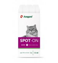 Amigard Spot-on Katze, Dreierpackung