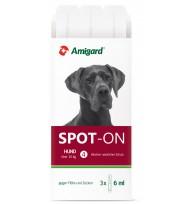 Amigard Spot-on HUND über 30 Kg, 3er Packung